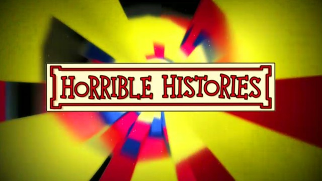 Horrible Histories - Airs 7:00 PM 19th Oct 2017 on CBBC Channel ...