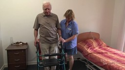 Bed to Chair Transfer