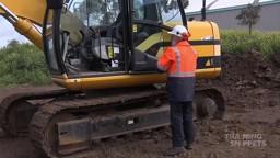 Pre-Operational Checks for Excavators