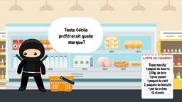 Acheter des Aliments (Intermediate)