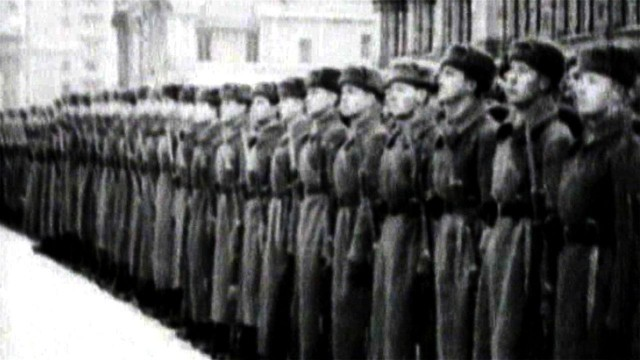 Red Army Launches Counter-Offensive against the German Army