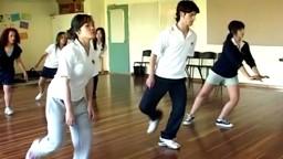 Tap Dance Composition